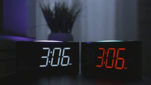 Rocam Digital Alarm Clock