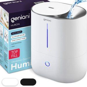 GENIANI Top Fill Cool Mist Humidifiers
